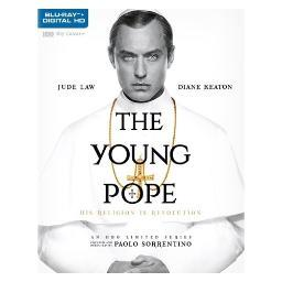 Young pope-complete 1st season (blu-ray/digital hd/3 disc) BR643176