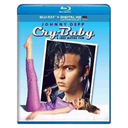 Cry baby (blu ray w/digital hd/ultraviolet) BR62119823