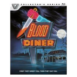 Blood diner (blu ray w/digital hd) (ws/eng/span sub/eng sdh/5.1 dts) BR50576