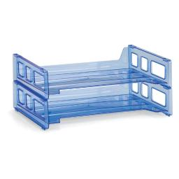 Officemate international corp 3 pk officemate side load tray 23228bn