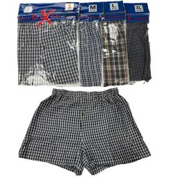 A-Power Men's Single Pack Boxer Shorts - Assorted