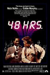 48 Hrs. Movie Poster Print (27 x 40) MOVCF7390