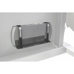 Salamander designs, ltd fpsa/as1 the accessory shelf can be used for peripheral support, laptop storage and any o