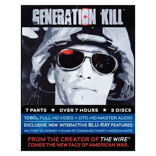 Generation kill (blu-ray/3 disc/ff-4x3) R1PZWELTLNCEOSCA