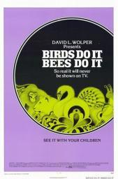 Birds Do It, Bees Do It Movie Poster (11 x 17) MOV260187
