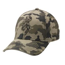 Browning 308178344 Browning 308178344 Cap, Stalker Camo L/Xl