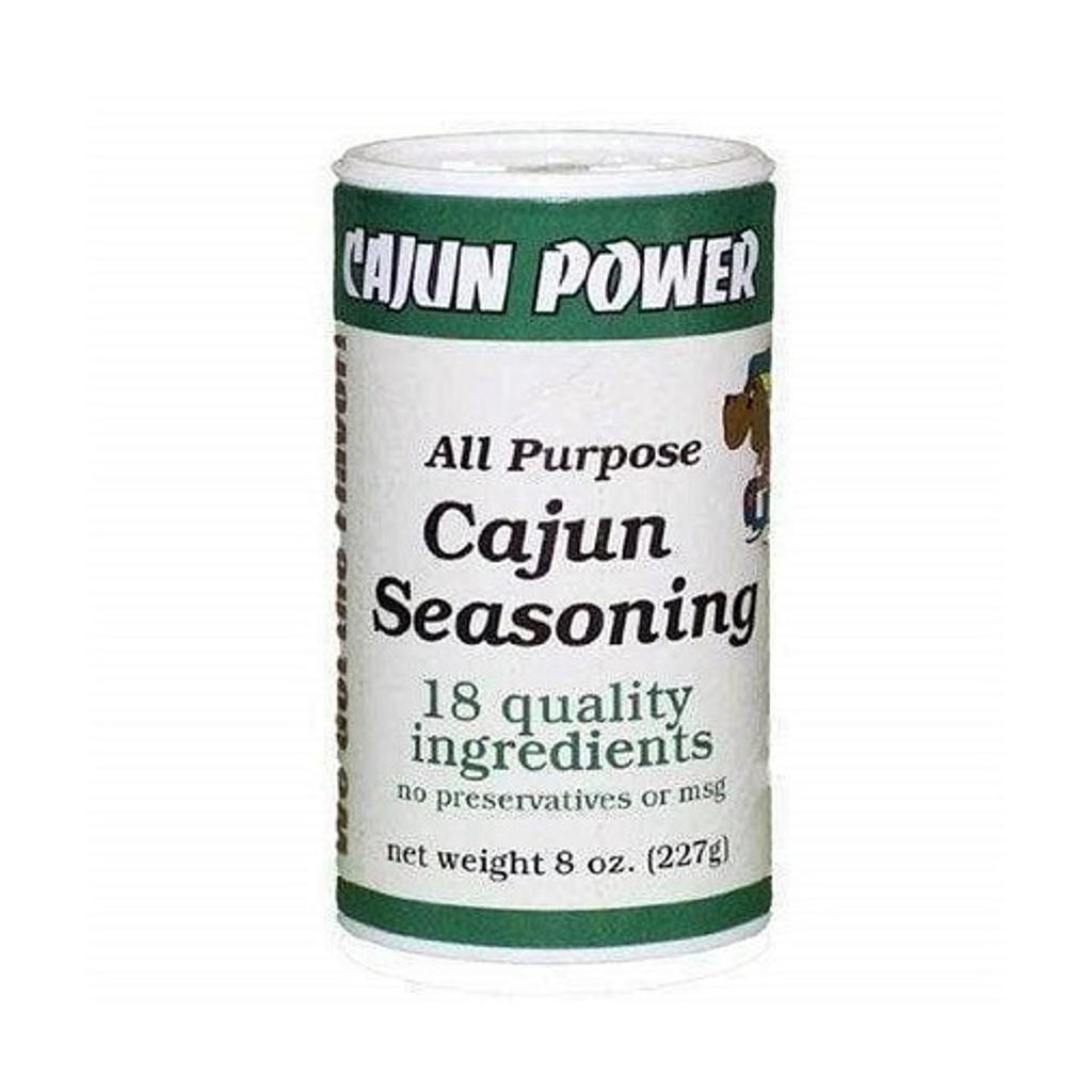 Cajun Power All Purpose Cajun Seasoning