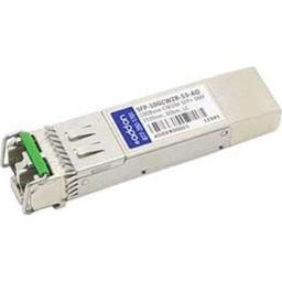 Add-On-Computer Peripherals SFP-10GCWZR-53-AO 1530 mm MRV Compatible Small Form-Factor Pluggable Plus XCVR Transceiver