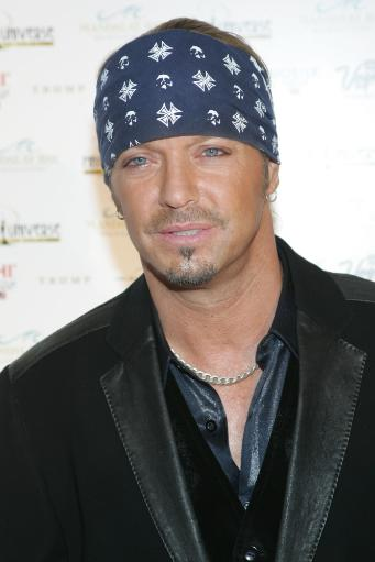 Bret Michaels At Arrivals For Miss Universe 2010 Pageant - Arrivals, Mandalay Bay Hotel & Casino, Las Vegas, Nv August 23, 2010. Photo By James.