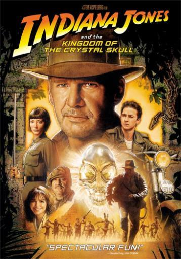 Indiana jones & the kingdom of the crystal skull (dvd) UJVEXX5TX1XJUUYG
