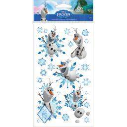 Disney Flat Stickers Frozen Olaf