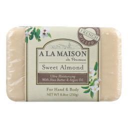 a-la-maison-bar-soap-sweet-almond-8-8-oz-e5ewtxrqftyqwe8x