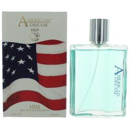American Dream by American Beauty, 3.4 oz EDT Spray for Men