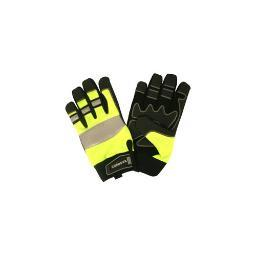 Cordova 7753xl hi-visibility  hi-dexterity mechanic glove  x-large