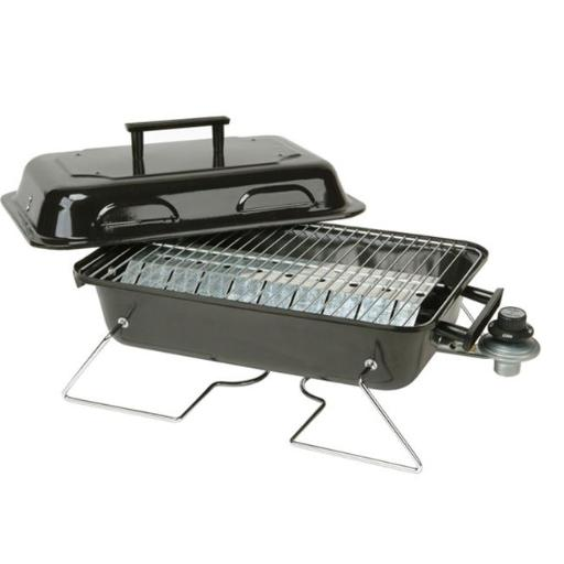 Kay Home Products 30005 11.25 in. x 19 in. Portable Gas Grill