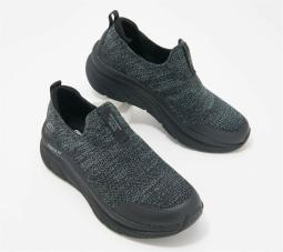 Skechers Stretch Fit D'Lux Walker Shoes Quick Upgrade NEW A376856