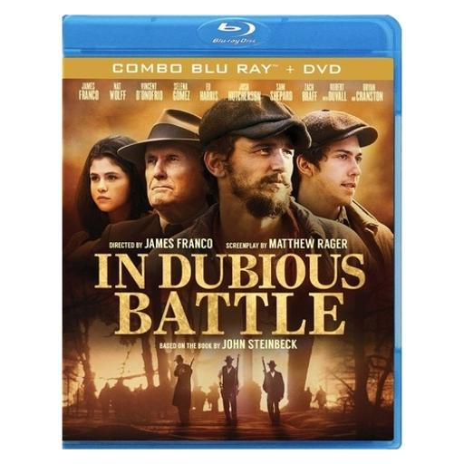 In dubious battle (blu ray) HAF143TREW0K6CTY