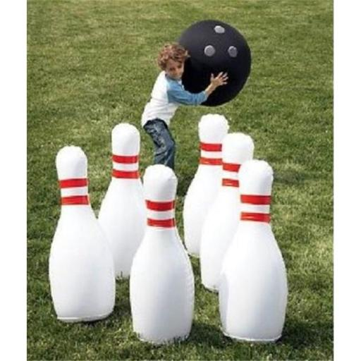 Yinarts SYA-0803 Outdoor, Indoor Giant Inflatable Bowling Game