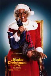 Tyler Perry's A Madea Christmas Movie Poster Print (27 x 40) MOVCB86735
