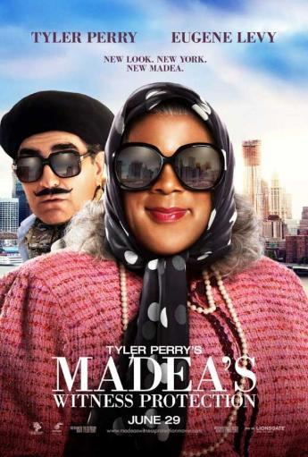 Tyler Perry's Madea's Witness Protection Movie Poster Print (27 x 40) 5NMA0MTEK8PLRCJN