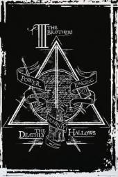 Harry Potter Deathly Hallows Graphic Poster Poster Print XPE160480
