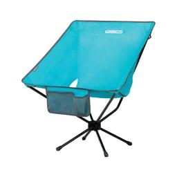 Zinus 8535817 Compaclite Oversized Folding Chair - Blue & Lime- pack of 4