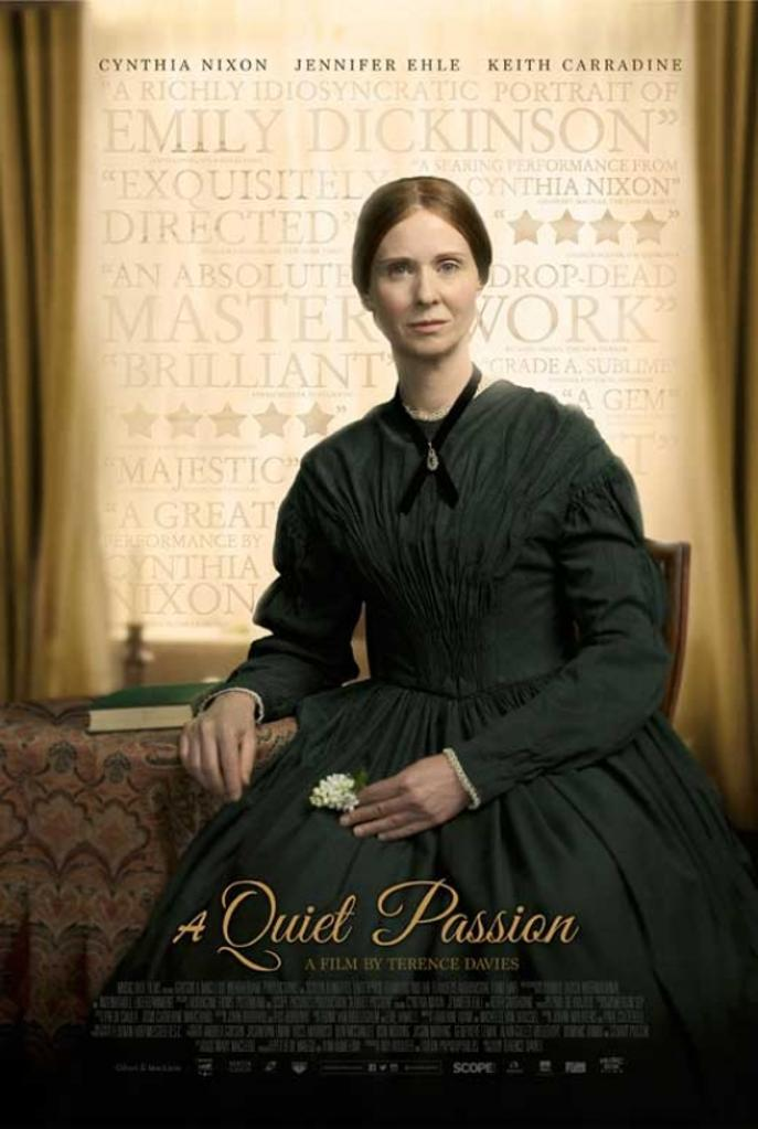 A Quiet Passion Movie Poster (11 x 17)
