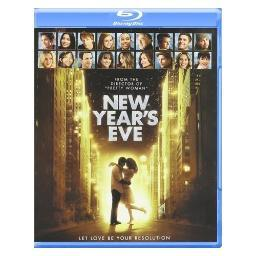 New years eve (blu-ray/re-pkgd) BRN585727