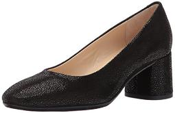 Amalfi by Rangoni Women's Rosso Slip-On Loafer Black 7 M US