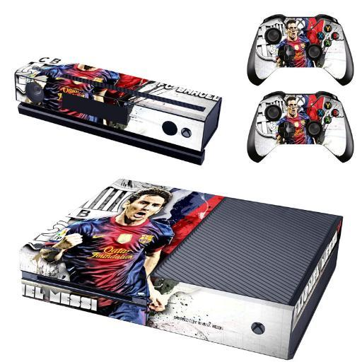 2x Controller Stickers Decal Faceplate Pad Intelligent Arsenal Crest Xbox One Console Skin Video Games & Consoles