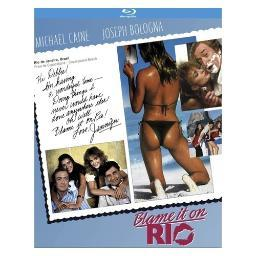 Blame it on rio (blu-ray/1984/ws 1.85) BRK22589