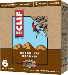 Clif Energy Bars Crunchy Peanut Butter