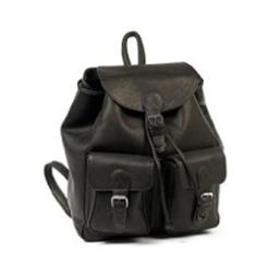 Claire Chase Cc70-black Travelers Backpack