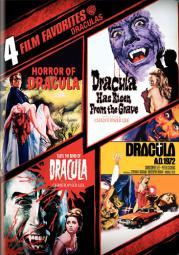 4 film favorites-draculas (dvd/2 disc) D117426D