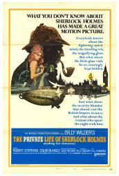 The Private Life of Sherlock Holmes Movie Poster Print (27 x 40) MOVAF0318