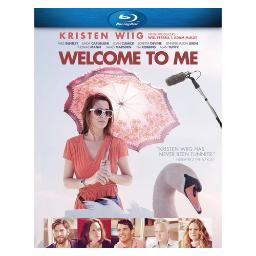 Welcome to me (blu ray)                                       nla BRME15996