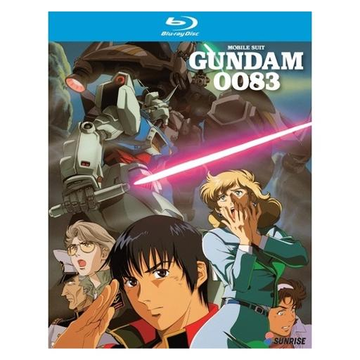 Mobile suit gundam 0083 collection (blu ray) 3XIKLOP4WIQ8A4TD