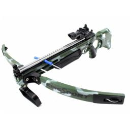 AZ Trading & Import PS881H Deluxe Action Military Crossbow Set with Scope thumbnail