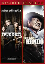 True grit 2010/hondo double feature (dvd/2discs) D170144D