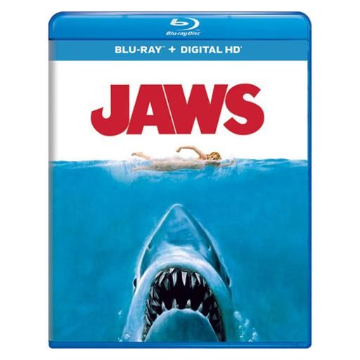 Jaws (blu ray w/digital hd/uv) YBQSWGUR0UD0WORZ