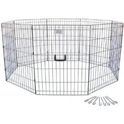 Go Pet Club GDP1036 36 in. Pet Exercise Play Pen