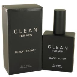Clean Black Leather By Dlish