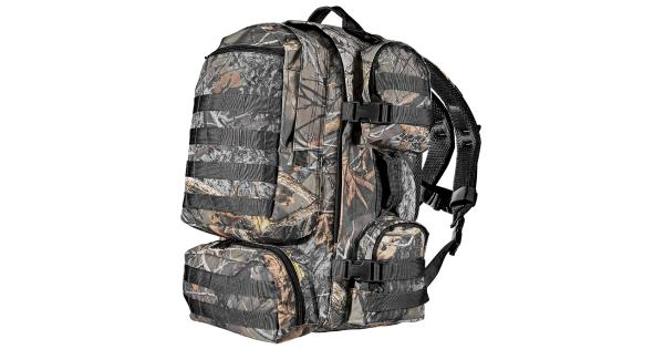 Kiligear Tactical Outdoor Pack Hunting Camo Backpack, Camping Day Pack – 910112