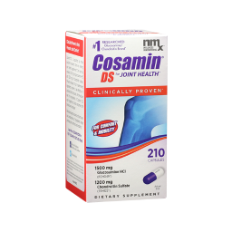 Cosamin Ds For Joint Health #1 Researched Glucosamine Chondroitin Brand 210 Caps