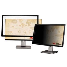 3M-Commercial Tape Div PF240W1F 23.6 to 24 in. Framed Desktop Monitor Privacy Filter for Widescreen LCD