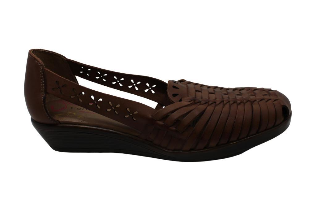Comfortiva Fairfax Rust Women's Shoes