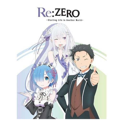 Re: zero-starting life in another world-s1p1 (blu-ray/dvd/limited edition)