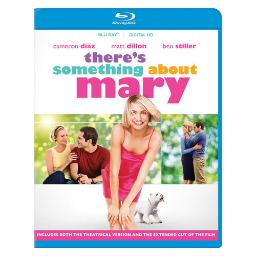 Theres something about mary (blu-ray/ws/re-pkgd) BR2301765