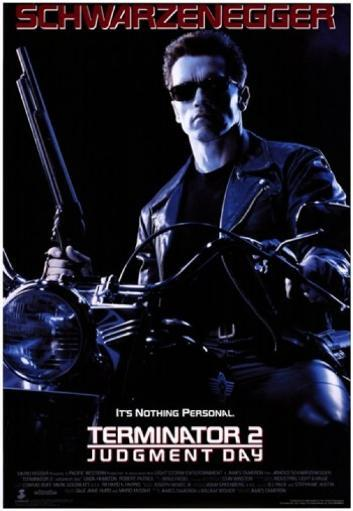 Terminator 2 Judgment Day Movie Poster (11 x 17) 3PCG89JNO6ECBTON