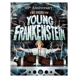 Young frankenstein-40th anniversary (blu-ray/ws-1.85/eng-sdh-sp sub) BR2288006
